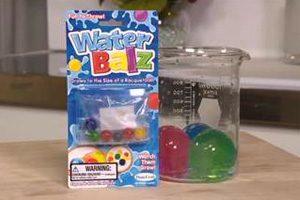 Polymer Toy Balls